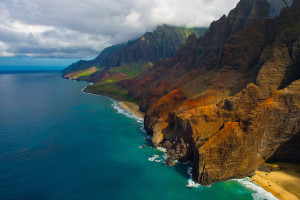 La côte Na Pali : le paradis des randonneurs en quête d'exotisme
