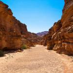 Canyon coloré