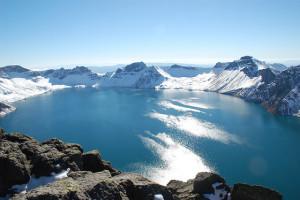 Mont Paetku ou Changbai : un volcan sacré