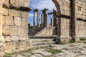 Djemila : une cité romaine au cœur de l'Algérie