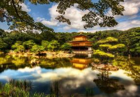 Kinkaku-ji : le temple sacré de Kyoto
