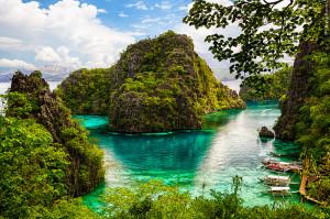 Lac Kayangan : le paradis des plongeurs