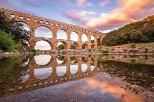 Pont du Gard : une bâtisse de 2 000 ans bien conservée
