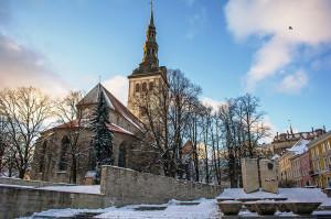 Tallinn: la splendide capitale de l'Estonie
