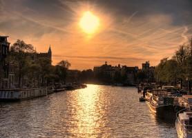 Amsterdam : le charme des canaux