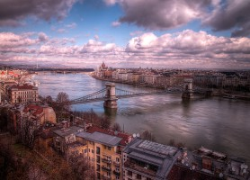Budapest : la merveilleuse perle du Danube