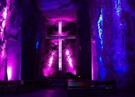 Cathédrale de sel de Zipaquirá : un édifice à 200 m sous terre