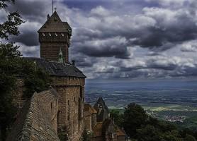 Château du Haut-Kœnigsbourg : un symbole d'Alasace