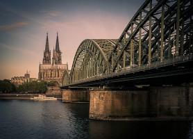 Cathédrale de Cologne: l'emblème européen