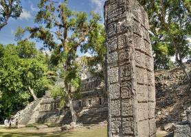 Site Maya de Copán : un classique monumental maya !