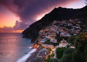 Côte Amalfitaine: un paradis au bord du golfe de Salerne