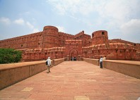 Fort rouge d'Agra