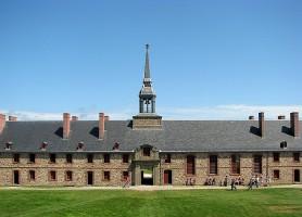 Forteresse de Louisbourg: un voyage dans le temps