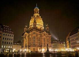 Notre-Dame de Dresde: l'attraction de Dresde