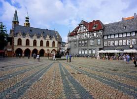 Goslar: l'incontournable ville allemande