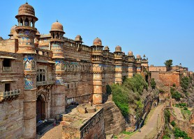 Fort de Gwalior: entre histoire et légende