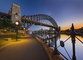 Harbour Bridge : le plus large pont du monde