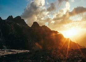 Haute Svanétie: l'exceptionnel paysage montagneux
