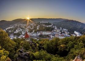 Karlovy Vary: la seconde et célèbre ville thermale tchèque