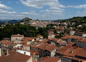 Le Puy-en-Velay: une haute ville de pèlerinage