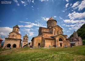 Monastère de Ghélati: le précieux vestige géorgien