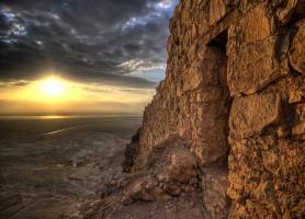 Massada: sur les traces d'un symbole de l'histoire juive