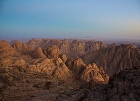 Mont Sinaï : sur les traces de Moïse