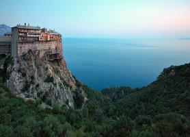 Mont Athos: la cité des moines