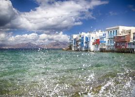Mykonos: la petite île aux 400 églises