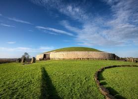 Newgrange: du soleil pour les morts