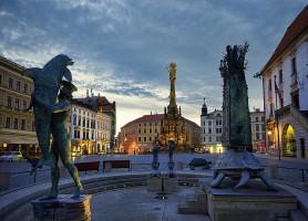 Olomouc : une ville gothique