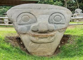 Parc de San Agustín : sur les traces d'une civilisation disparue