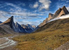 Parc national Auyuittuq : la terre qui ne fond jamais