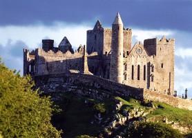 Rock of Cashel: une constellation de monuments