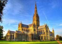 Cathédrale de Salisbury