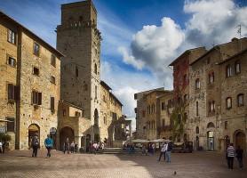 San Gimignano: la ville aux belles tours