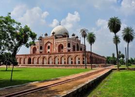 Tombe de Humayun : un mausolée extraordinaire !