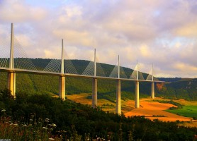 Viaduc de Millau : l'attraction majeure de la ville