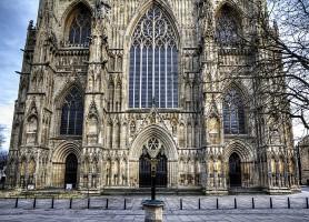 York Minster : un impressionnant édifice de style gothique