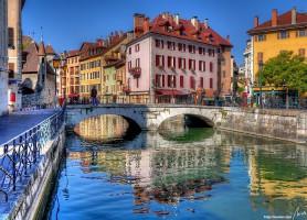 Annecy: une ville enchanteresse