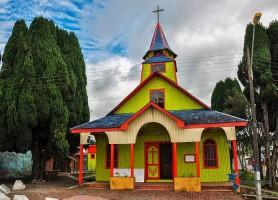 Églises de l'île de Chiloé : un syncrétisme architectural unique