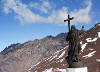Christ rédempteur des Andes