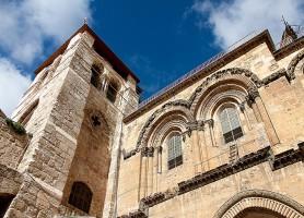 Église du Saint Sépulcre: sur les traces de la vie du Christ