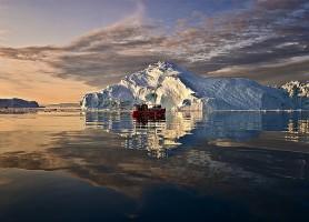 Glacier Ilulissat: 250000 ans d'existence