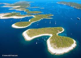 Îles Pakleni : le charme de la Riviera Croate