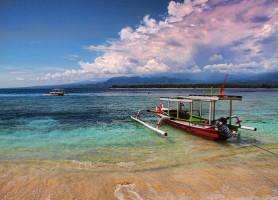 Îles Gili: le trio d'îles paradisiaques