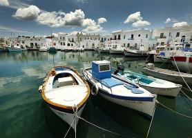 Paros: un joyau au cœur de la mer d'Égée