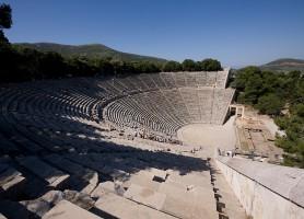 Théâtre Épidaure: l'impressionnant vestige grec