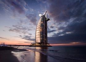Burj Al Arab: un hôtel vraiment paradisiaque