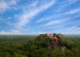 Calakmul : la plus puissante des cités mayas